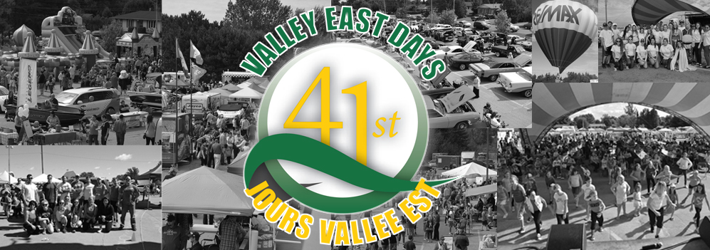 Proud Sponsor of the 41st Annual Valley East Days!