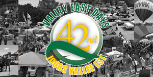 Proud Sponsor of the 42nd Annual Valley East Days Festival!