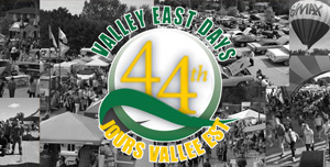 PROUD SPONSOR OF THE 44th ANNUAL VALLEY EAST DAYS FESTIVAL!